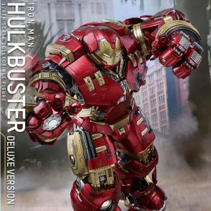 Pre-Order for $1150Hulkbuster Deluxe Version Sixth Scale Figure by Hot Toys