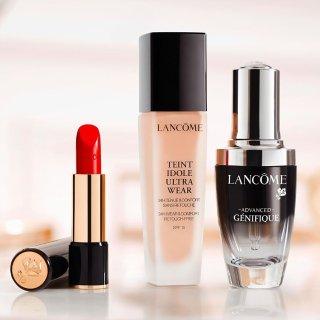 8.5折 + 送好礼 + 包邮Lancôme 全场美妆护肤热卖 收小黑瓶、超值套装