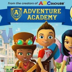 First Month Free or $59.99 a YearAdventureAcademy NEW Launch on Sale