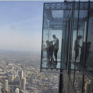 Willis Tower Skydeck Tickets