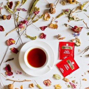 买2送1Twinings官网 经典红茶系列促销热卖