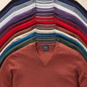 All for $39 + Free ShippingJos.A.Bank Select Men's Sweater on Sale