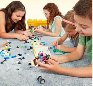 $27.97(原价$46)LEGO 经典创意中号积木盒 484片