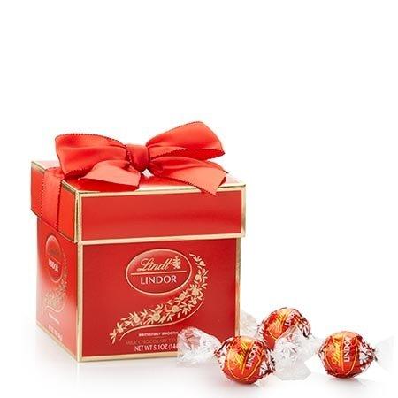 LINDOR 牛奶巧克力松露礼盒12颗