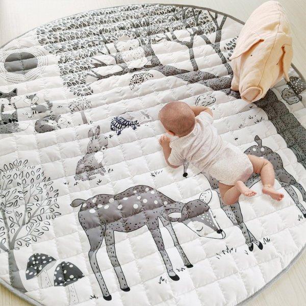 宝宝爬行垫