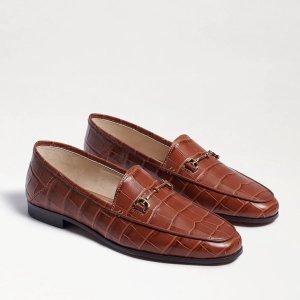 gucci平替鳄鱼纹乐福鞋