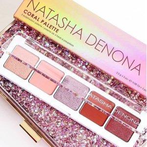 Natasha Denona5色眼影盘-Coral