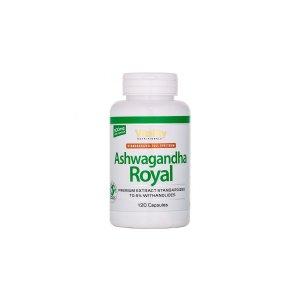 Ashwagandha 胶囊120粒 非洲醉茄提取物