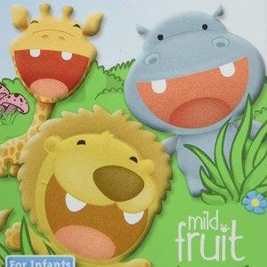 $2.38(原价$3.99)Colgate 婴儿无氟牙膏40ml 温和水果清香 24小时保持口腔清新