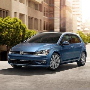 没了甲壳虫 日子还得过2019 VW Golf/ GTI/ R 小改款 标配更多功能