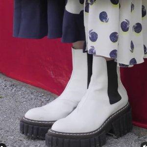 1.7折起 £79收星星拖鞋Stella McCartney 大促上新 经典厚底星星鞋 少女心爆棚