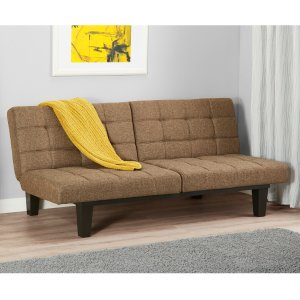 $129.99Mainstays 记忆棉沙发床,棕色