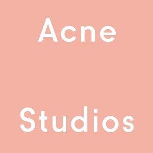 额外7.5折 围巾¥1000起即将截止:Shopbop  Acne Studios 年末大促低至3折