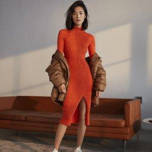 Get Liu Wen StylesH&M Men's Women's Fall Clothing New Arrivals
