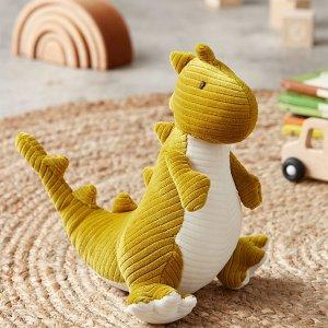 Simons Maison小恐龙玩具/抱枕