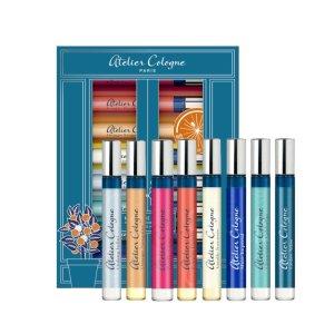 Atelier Cologne香水小样7件套