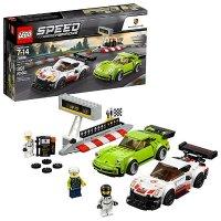 Lego Speed Champions 系列保时捷 911 RSR 和 911 Turbo 3.0 75888