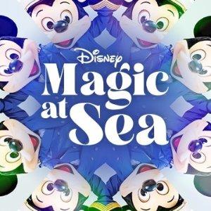 双人2晚旅行£924起英国迪士尼豪华游轮 尽享海上梦幻假日