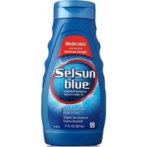 Selsun Blue Medicated Maximum Strength Dandruff  Shampoo Sale