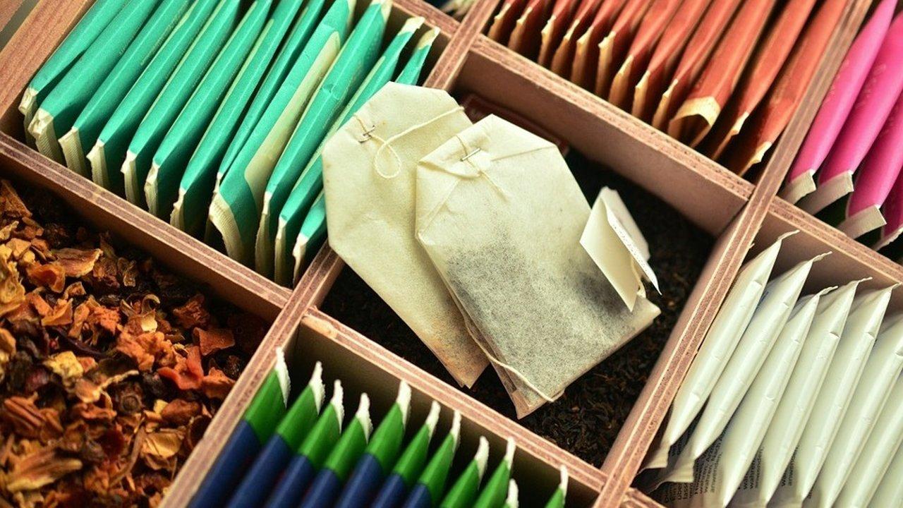 美国超市常见袋泡茶推荐 | 茶的种类有哪些?选什么形状的茶包才能让茶的味道更好?