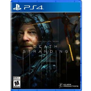 $29.96(原价$49.99)《Death Stranding死亡搁浅》PS4实体版 与弩哥同骑