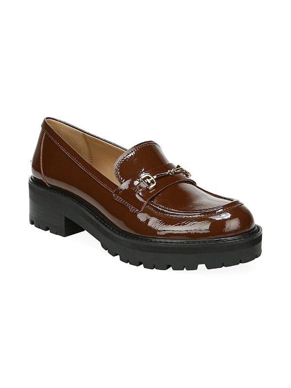 Tully 厚底乐福鞋