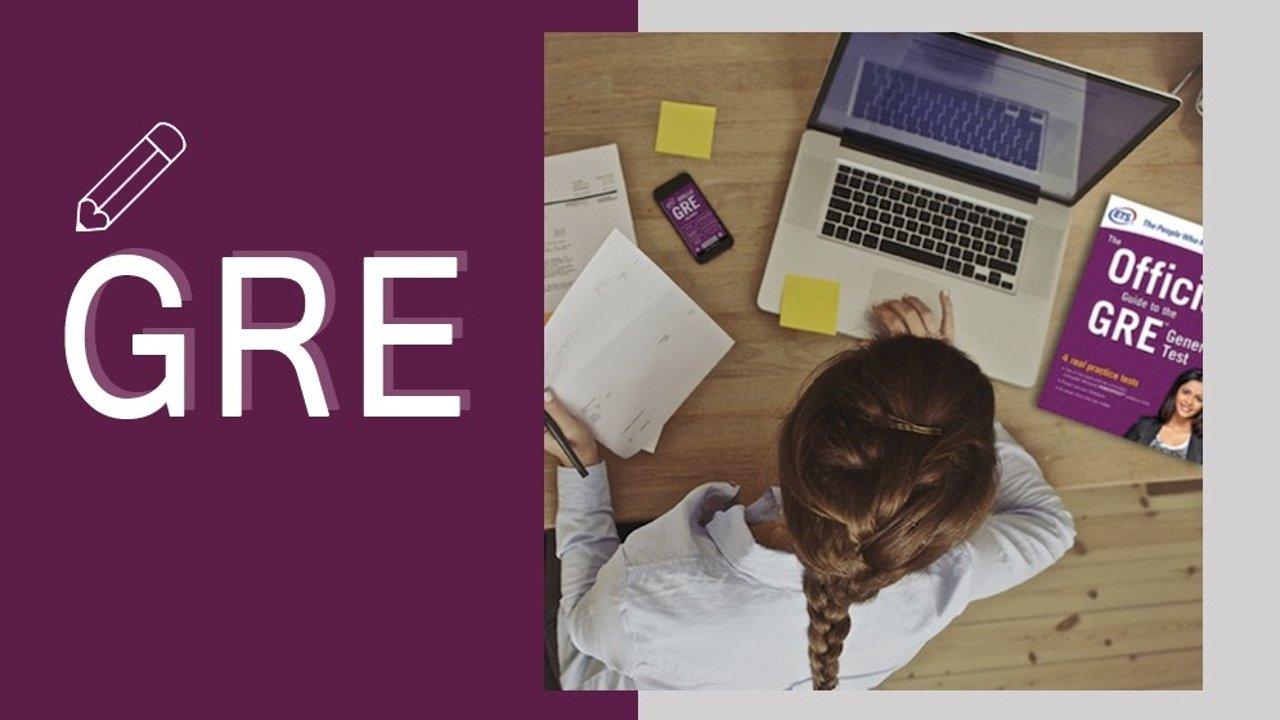 GRE考试全面介绍 | 报名、费用、日期、考试内容...