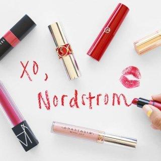 低至2.5折 + 送豪礼 + 免邮Nordstrom 唇膏超值套装热卖 收YSL、阿玛尼限量套装