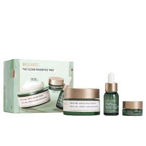 BIOSSANCE$97 ValueThe Clean Favorites Trio