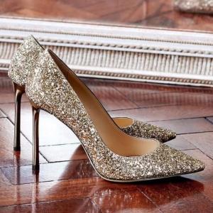 低至5折Jimmy Choo 女士亮片鞋、高跟鞋等热卖