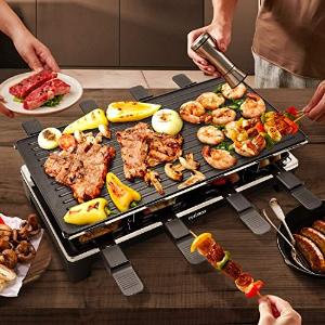 低至€30 双层烤盘夏日电烤炉合集 DIY烧烤便宜又美味 三五好友聚起来