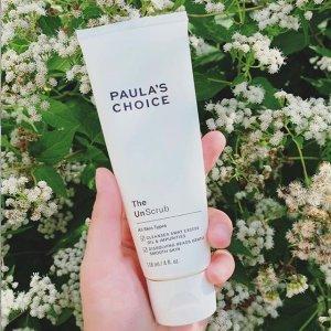 低至5折  $33收2件护肤好物Paula's Choice 护肤套装热卖 收旅行护肤套装