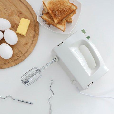 6.6折起 还随附超多配件Amazon 手持搅拌器限时折扣 一机多用 处理食材超省时