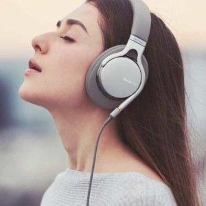 终于等到你SONY MDR-1AM2 Hi-Res 耳机 正式发售 附赠SRS-XB2蓝牙音箱
