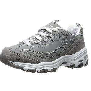 $27.89起(原价$90)Skechers 斯凯奇 D'Lites 爆款老爹鞋 舒适秒增高 US5码