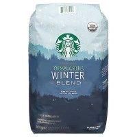 Starbucks 有机咖啡豆 冬季款 2.5磅装
