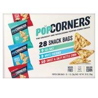 POPCORNERS 玉米片综合口味28袋