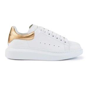Alexander McQueen满£500享8折小白鞋