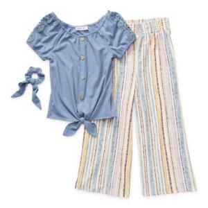 女童服饰套装