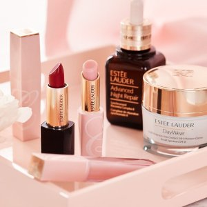 Last Day: 15% off $100on Estee Lauder products @ Bluemercury
