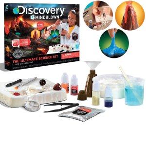 低至4.3折 $12.99起Discovery 儿童 mindblown 系列科学探索类STEM玩具