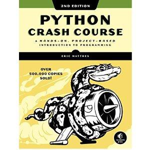 仅售€17.52Python Crash Course 英文版第二版 中亚美亚销量第一