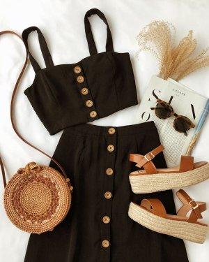 $17起Lulu's 黑色美裙专场 经典优雅不过时