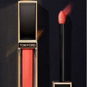 $48起+送GA液体眼影中样上新:Tom Ford 彩妆香水热卖 收玻璃唇釉、液体高光
