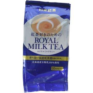 £7.98/包日东红茶 皇家经典奶茶速溶冲剂