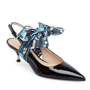 Up to $300 Off Prada Women Shoes @ Saks Fifth Avenue