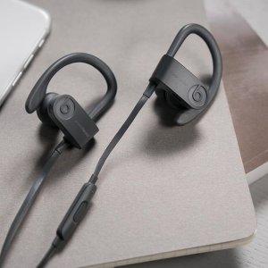 $124.99(原价$249.99)Powerbeats 3 无线耳机 14种颜色 有效避免Airpods变Air