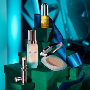 定价优势 变相低至6.2折La Mer 美妆护肤品热卖 收浓缩修护精华、神奇面霜