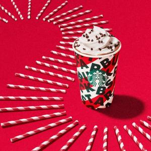星巴克 推出购买新款咖啡杯 免费喝咖啡活动