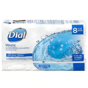 $1 OffDial Select Antibacterial Deodorant Bar Soap